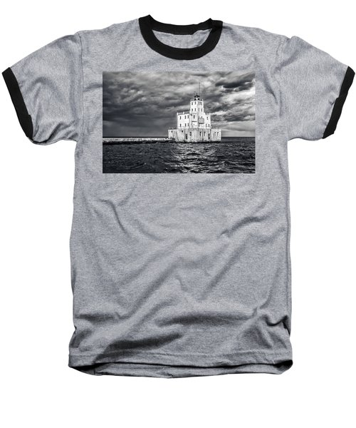 Drama In The Clouds Baseball T-Shirt