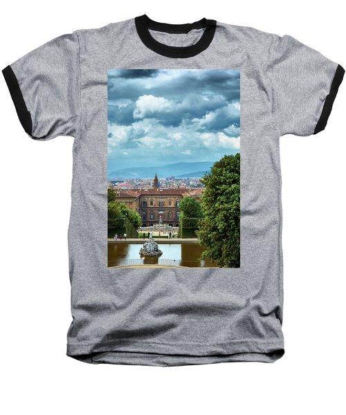 Drama In The Palace Of Firenze Baseball T-Shirt