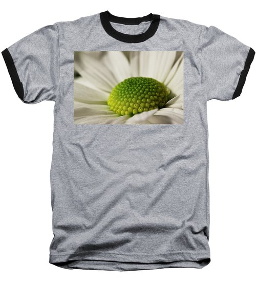 Dramatic Daisy Baseball T-Shirt