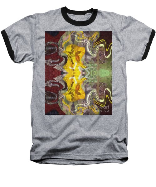 Dramatic License Baseball T-Shirt