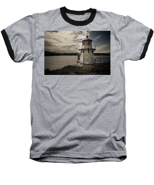Dramatic Mid-day Shot Of Squirrel Point Baseball T-Shirt