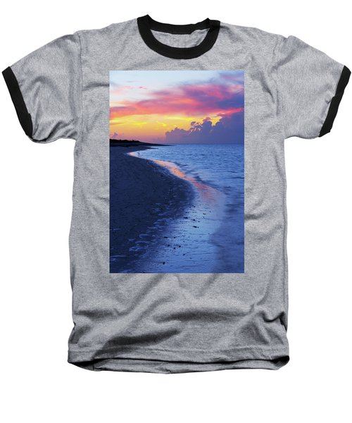 Baseball T-Shirt featuring the photograph Draw by Chad Dutson