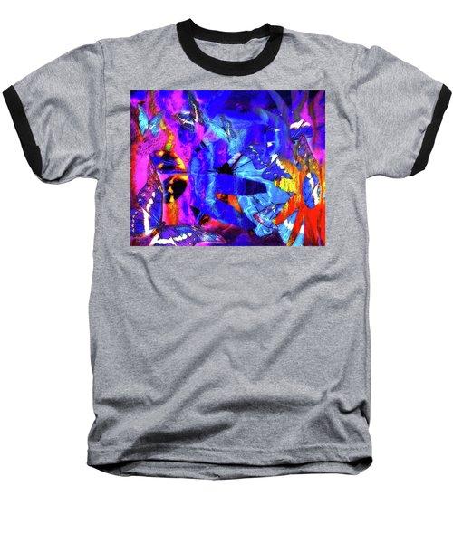 Drawn To A Dream Baseball T-Shirt
