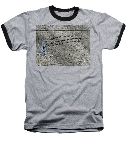 Drayton St. Prophesy Baseball T-Shirt