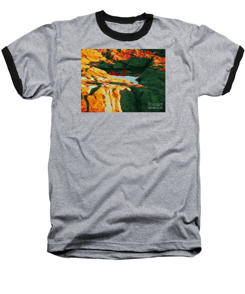 Dream Colors Baseball T-Shirt