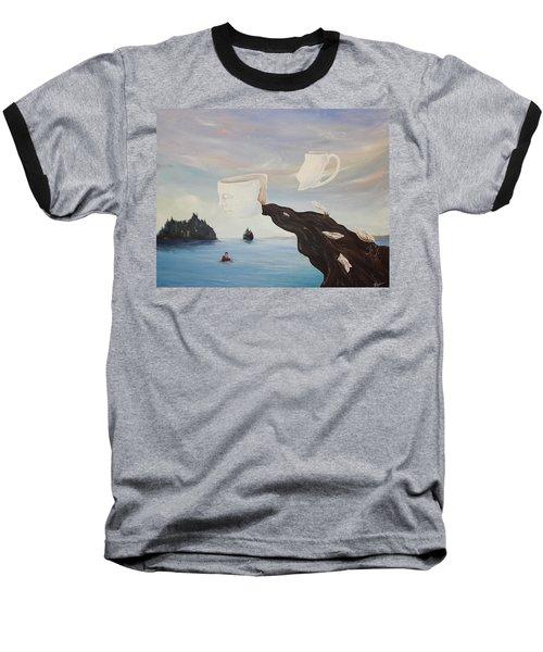 Dream Commute Baseball T-Shirt