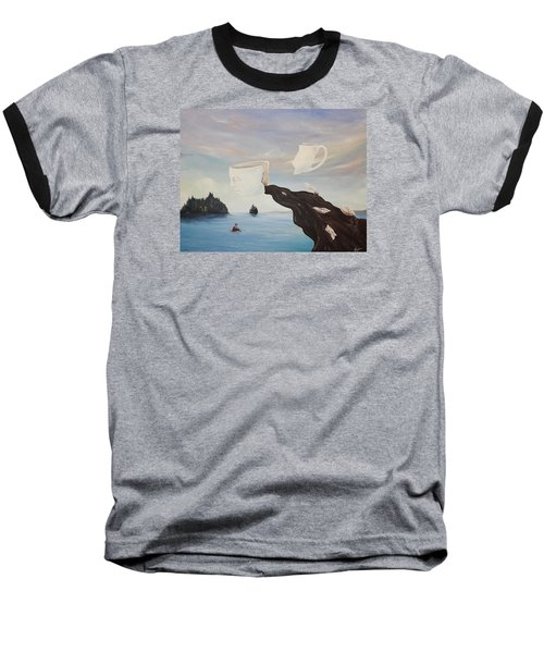 Dream Commute Baseball T-Shirt