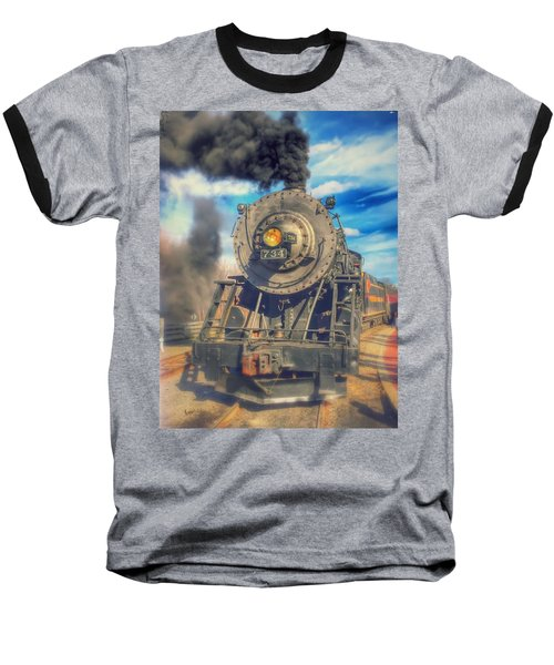 Dream Engine Baseball T-Shirt