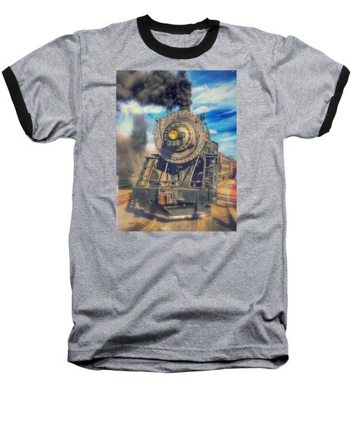 Dream Engine Baseball T-Shirt