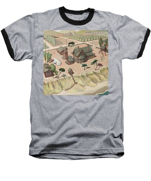 Dream House Baseball T-Shirt