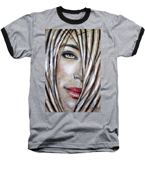Dream In Amber 120809 Baseball T-Shirt by Selena Boron
