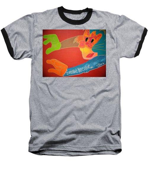 Dream In Color Baseball T-Shirt