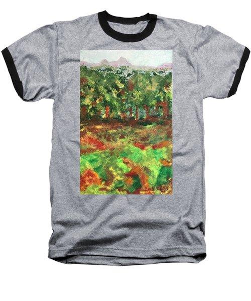 Dream In Green Baseball T-Shirt