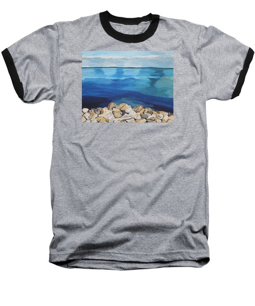 Dream Lake Baseball T-Shirt