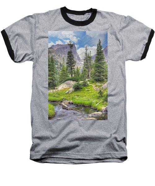 Dream Lake Baseball T-Shirt