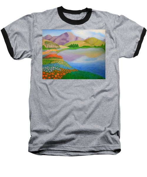 Dream Land Baseball T-Shirt
