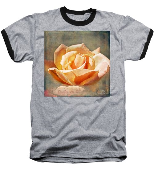 Baseball T-Shirt featuring the photograph Dream by Linda Lees
