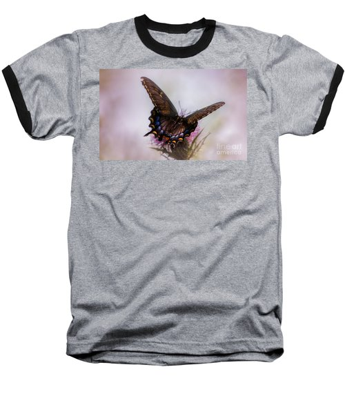 Dream Of A Butterfly Baseball T-Shirt by Rima Biswas