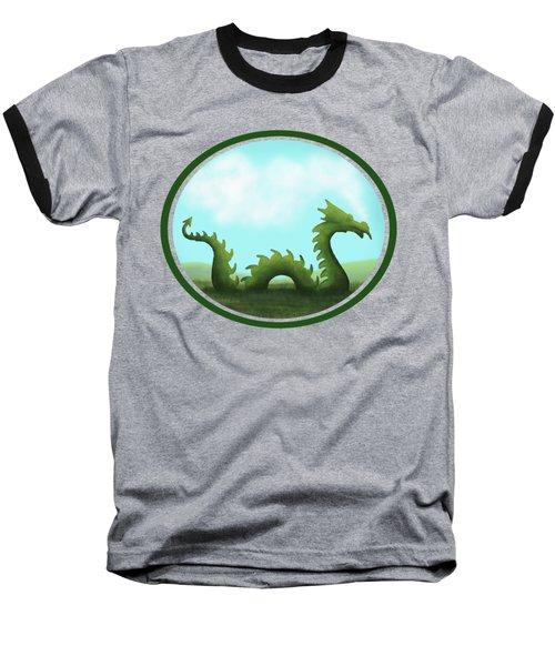 Dream Of A Dragon Baseball T-Shirt