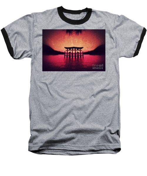 Dream Of Japan Baseball T-Shirt