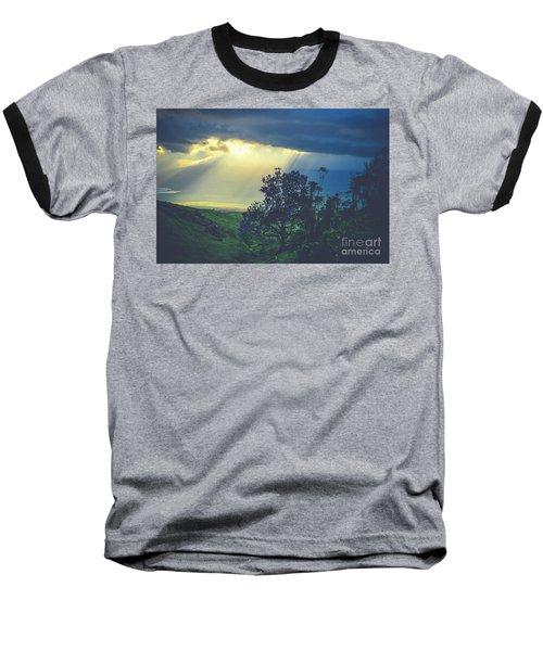 Dream Of Mortal Bliss Baseball T-Shirt by Sharon Mau