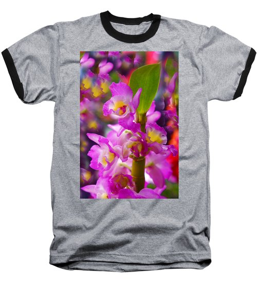 Baseball T-Shirt featuring the photograph Dream Of Spring by Byron Varvarigos