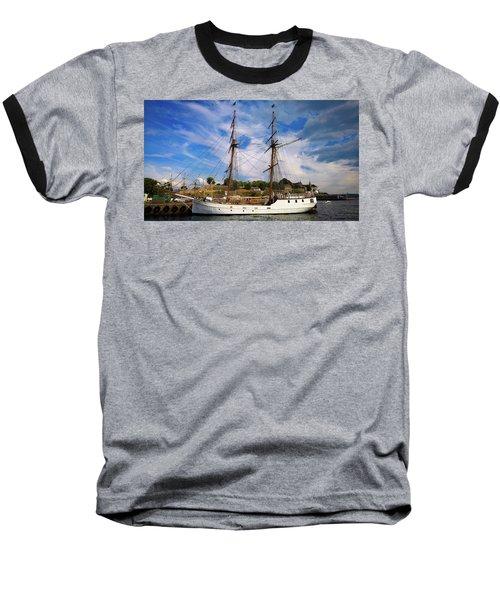 Dream On The Fjord Baseball T-Shirt