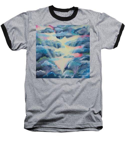 Dream Baseball T-Shirt by Stacey Zimmerman