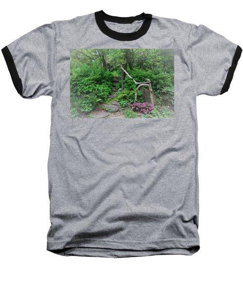 Dream Steps Baseball T-Shirt