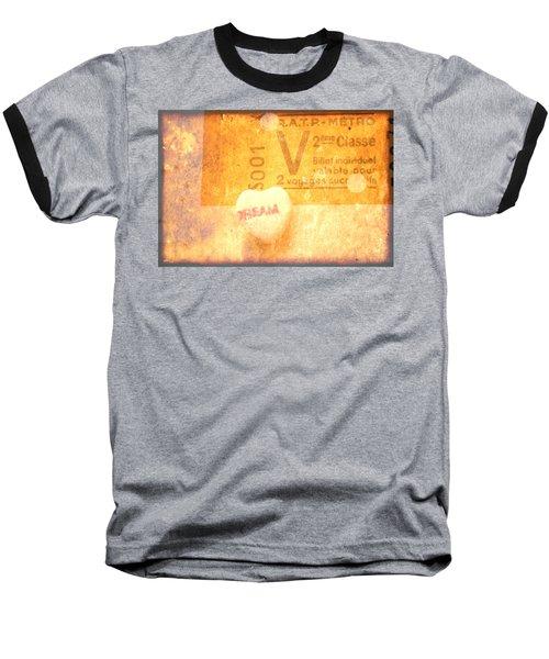 Dream Ticket Baseball T-Shirt