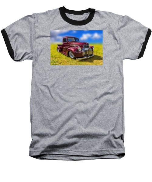 Baseball T-Shirt featuring the photograph Dream Truck by Keith Hawley