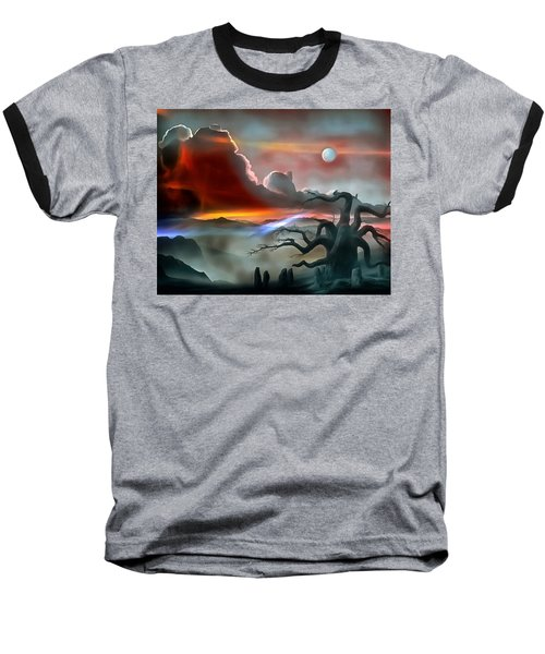 Dream Visions Baseball T-Shirt
