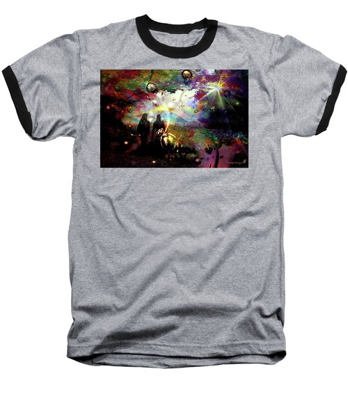 Dream Walking Baseball T-Shirt