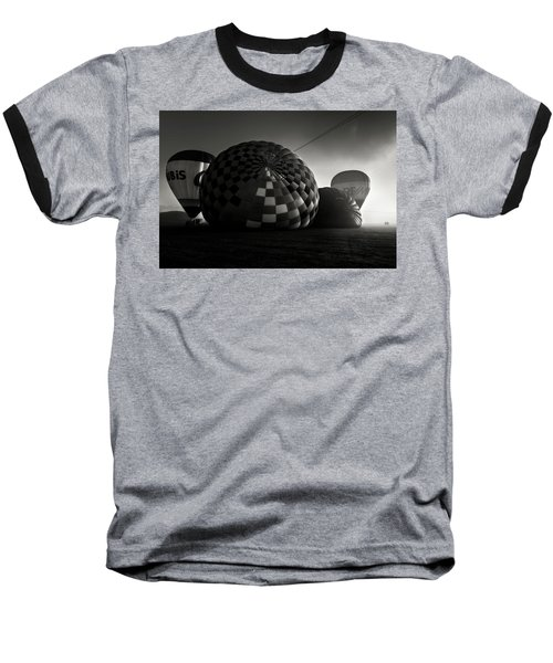 Baseball T-Shirt featuring the photograph Dreamers Of A Dream by Jorge Maia