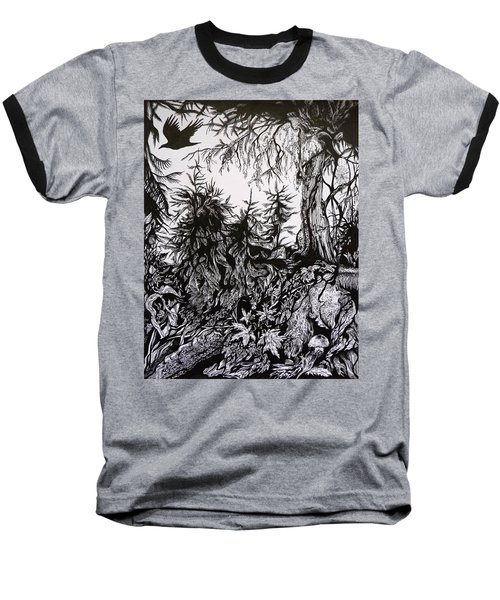 Dreaming Alaska.part One Baseball T-Shirt