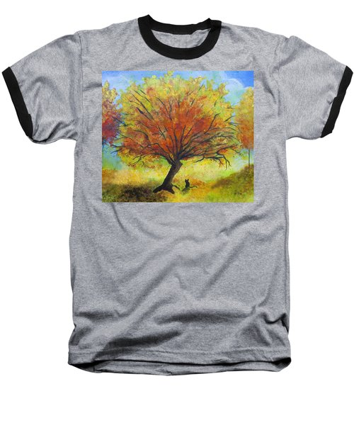 Dreaming Amber Baseball T-Shirt