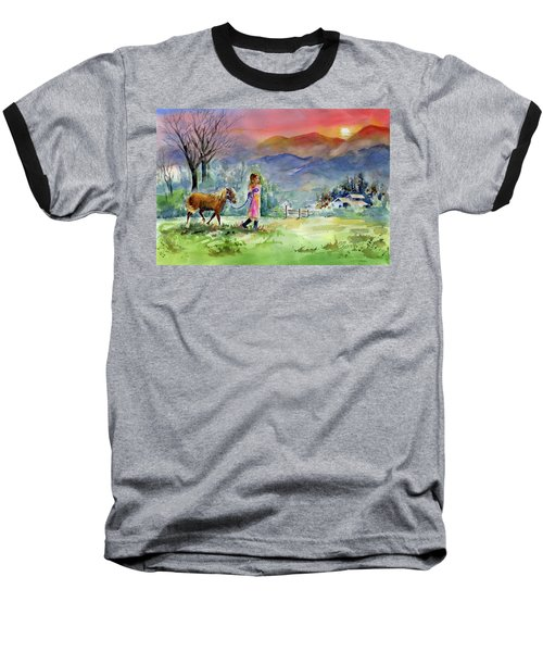Dreaming Big Baseball T-Shirt