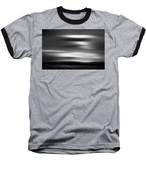 Baseball T-Shirt featuring the photograph Dreaming Clouds by Dan Jurak