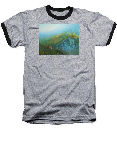Dreaming Dreams Baseball T-Shirt by Jane See
