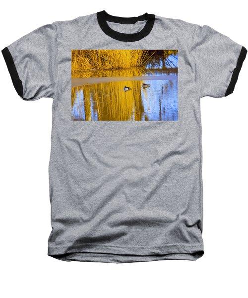 Dreaming Baseball T-Shirt by Leif Sohlman