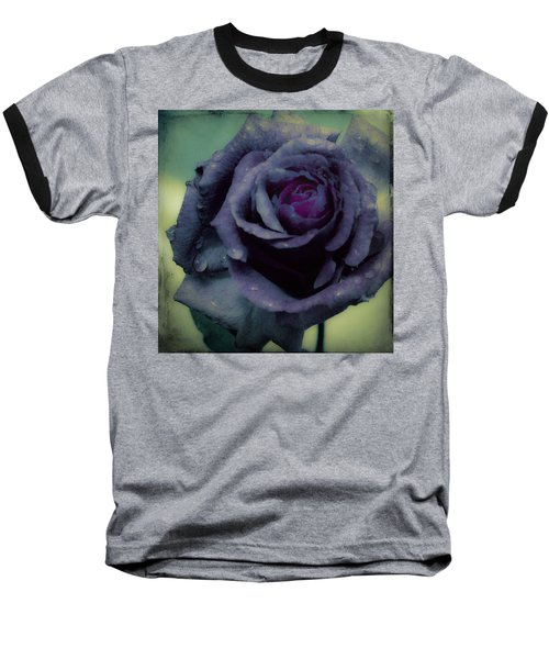 Baseball T-Shirt featuring the photograph Dreaming Of Roses by Cathy Donohoue