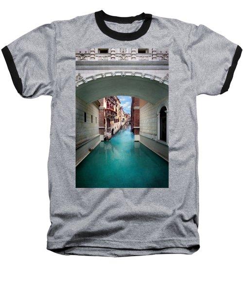 Dreaming Of Venice Baseball T-Shirt