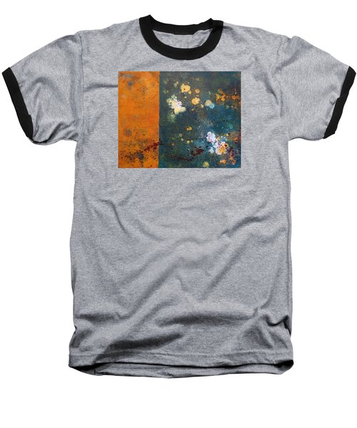 Dreaming Baseball T-Shirt by Theresa Marie Johnson