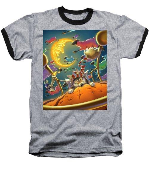 Dreamland Iv Baseball T-Shirt