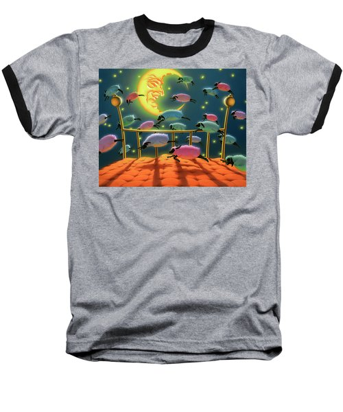 Dreamland Baseball T-Shirt