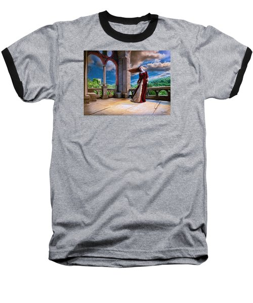 Dreams Of Heaven Baseball T-Shirt