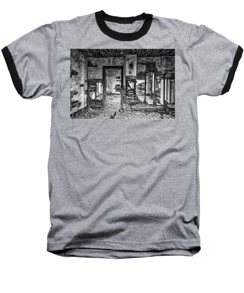 Baseball T-Shirt featuring the photograph Dreams Of The Past by Darren White