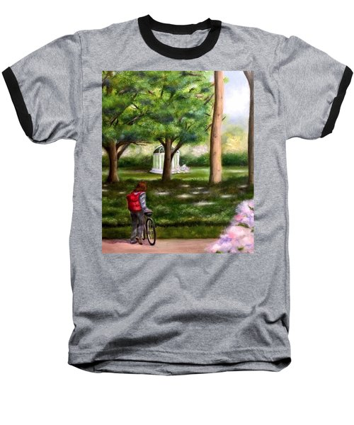 Dreams Of Tomorrow Baseball T-Shirt