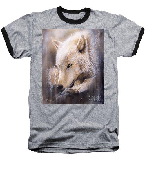 Dreamscape - Wolf Baseball T-Shirt