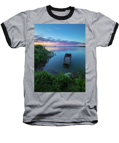Dreamy Colors Of The East Baseball T-Shirt